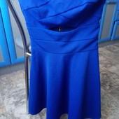Милое платьице на худенькую девушку XS-S