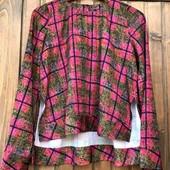 Модная блузочка оригинального кроя