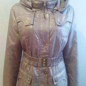 Распродажа!!! Последний размер!!! Куртка- пиджак на тонком синтепоне.