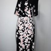 Качество!!! Шикарное миди платье/3d от Marks&Spencer, новое состояние