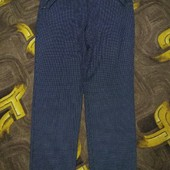 Классные лосины под брюки в хорошем состоянии,принт горох, размер 50.