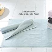 прочный хлопковый коврик для ванной от Tukan. Био хлопок.