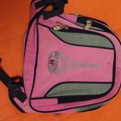Рюкзак для девочки, б/у