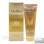 Лучшая омолаживающая маска Cledbel 24K Gold - Золота маска -пленка с лифтинг-эффектом