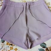 Секси шорты лиловые для модницы