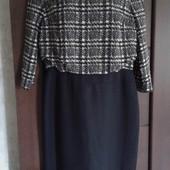 Фирменное новое красивое платье р. 12-14