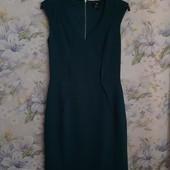 Стильное зеленое платье H&M ! УП скидка-10%