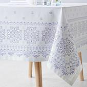 Красивая плотная скатерть с рисунком Tchibo Германия, размер 150*275
