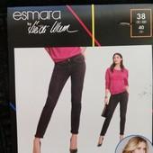 темно серые джинсы Esmara р. 38