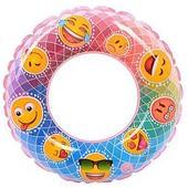 Классный круг emoji (смайл) Bestway 80см.!