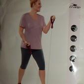 женские стильные фитнес капри от Crane. Цвет на 2 фото
