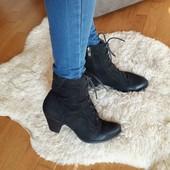 ботинки з натуральної шкіри 5th Avenue