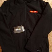 Regatta professional оригинал!!!! куртка/кофта softshell размер 50(uk m)