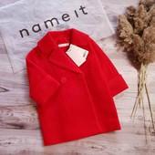 Демисезонное пальто на подкладке / name it