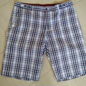 новые мужские шорты LIV р.52 100%коттон (сток на дефекты проверено)