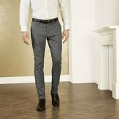 Теплые мужские брюки Slim Fit от Livergy р.евро 46 Германия