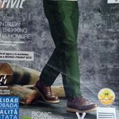 Отличные мужские треккинговые брюки Crivit Германия размер 56
