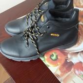шкіряні черевики зима 44 р 29 см/ін. моделі в моїх лотах!
