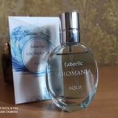 Туалетная вода для женщин Aromania Aqua Faberlic (Фаберлик)