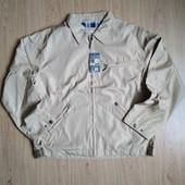 Mужская осенняя куртка let`s go, размер xl.