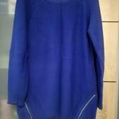 Удлинённый свитер, размер М-L