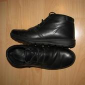 Кожаные ботинки, Imac, 26 см + подарок!