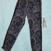 Классные штаны из вискозы+ теплая туника в подарок!S-M