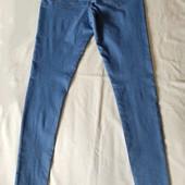 Стрейчевые джинсы скини,m/L