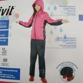 Крутяк!!! Костюм дождевик на девочку, размер 158/164, бренд crivit, германия. Замеры в описании