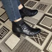 Gabor шкіряні черевички на флісі з мягесенькою стелькою