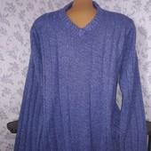 Мужской свитер, размер 54