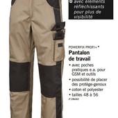 П168.Рабочие брюки powerfix profi.Рекомендую!