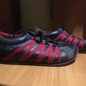 Туфли спортивные кожаные Papillio р.38.совсем легкое б/у