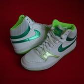 Кроссовки Nike Court Force оригинал натур кожа размер 36-37