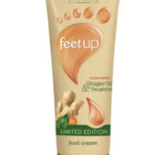 35836 Крем для ног с имбирём и мандарином Feet Up