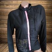 Женская куртка на флисе, пр-во Аdidas. размер М (44-46)