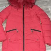 Куртка зимняя 46-48р