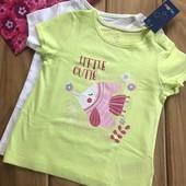 Набор футболочек Lupilu Германия. Качественно и красиво