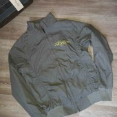 котоновая куртка ветровка на девочку 146_152 158см+ подарок