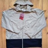 Мужская осенняя куртка let's go, размер l, большемерит на 2xl