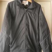 Куртка - ветровка на флисе - Puma оригинал