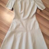 Платье из эко кожи тм ZARA , размер S, смотрите замеры