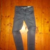 Мягесенькі стрейчеві хороші джинсики р 27 поб 44 см