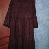 Тёплое платье 46-48