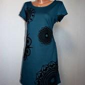 Качество! Стильное платье от испанского бренда Desigual, новое состояние