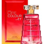 Парфюмированная вода Avon Life Colour, 50 мл