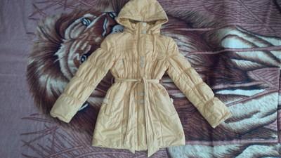 Куртка демисезонная для девочки Donilo