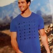 Стильная мужская футболка от Crane , Германия , р. М , 48-50