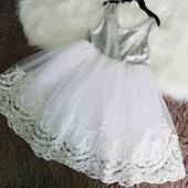 Платье 7-8 л