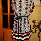 Качество! Натуральное платье от американского бренда Papaya
